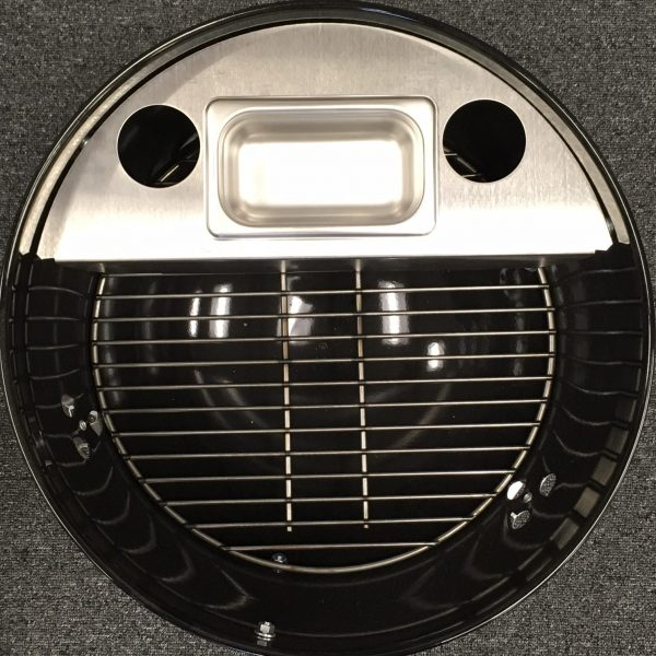 smokenator 180j smoker kits for weber 18 inch jumbo joe. Black Bedroom Furniture Sets. Home Design Ideas