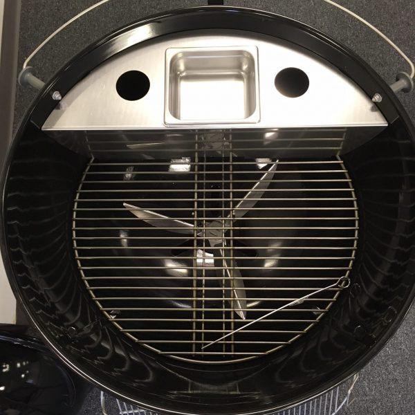 smokenator 2600 smoker kits for weber 26 inch charcoal grills smokenator. Black Bedroom Furniture Sets. Home Design Ideas